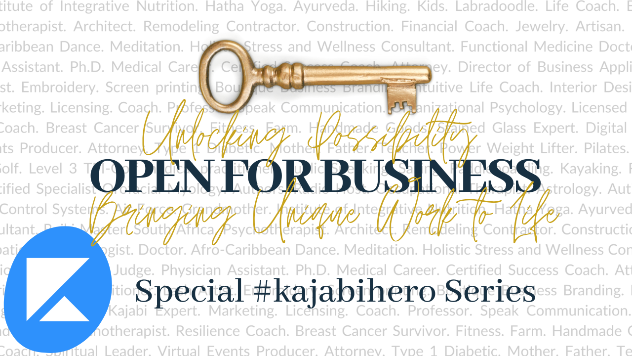 Kajabi Entrepreneur Stories of Inspiration