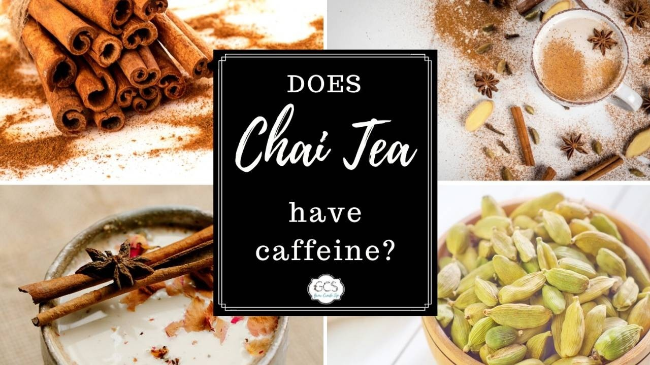 Does Chai Tea Have Caffeine? Pictures of Chai Spice