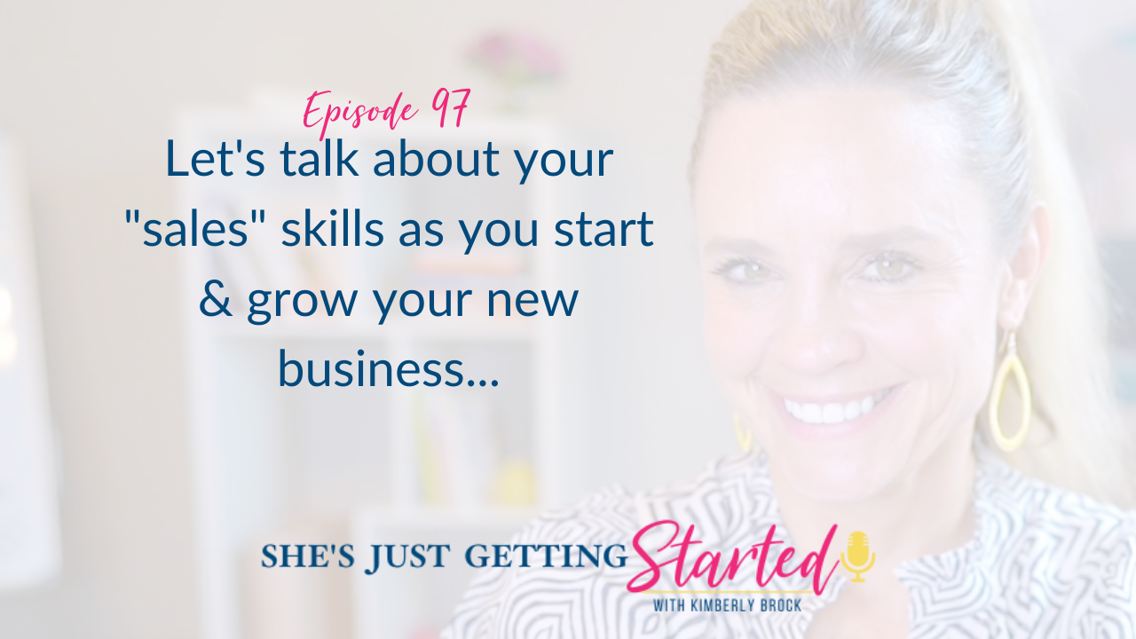 Episode 97: She's Just Getting Started podcast