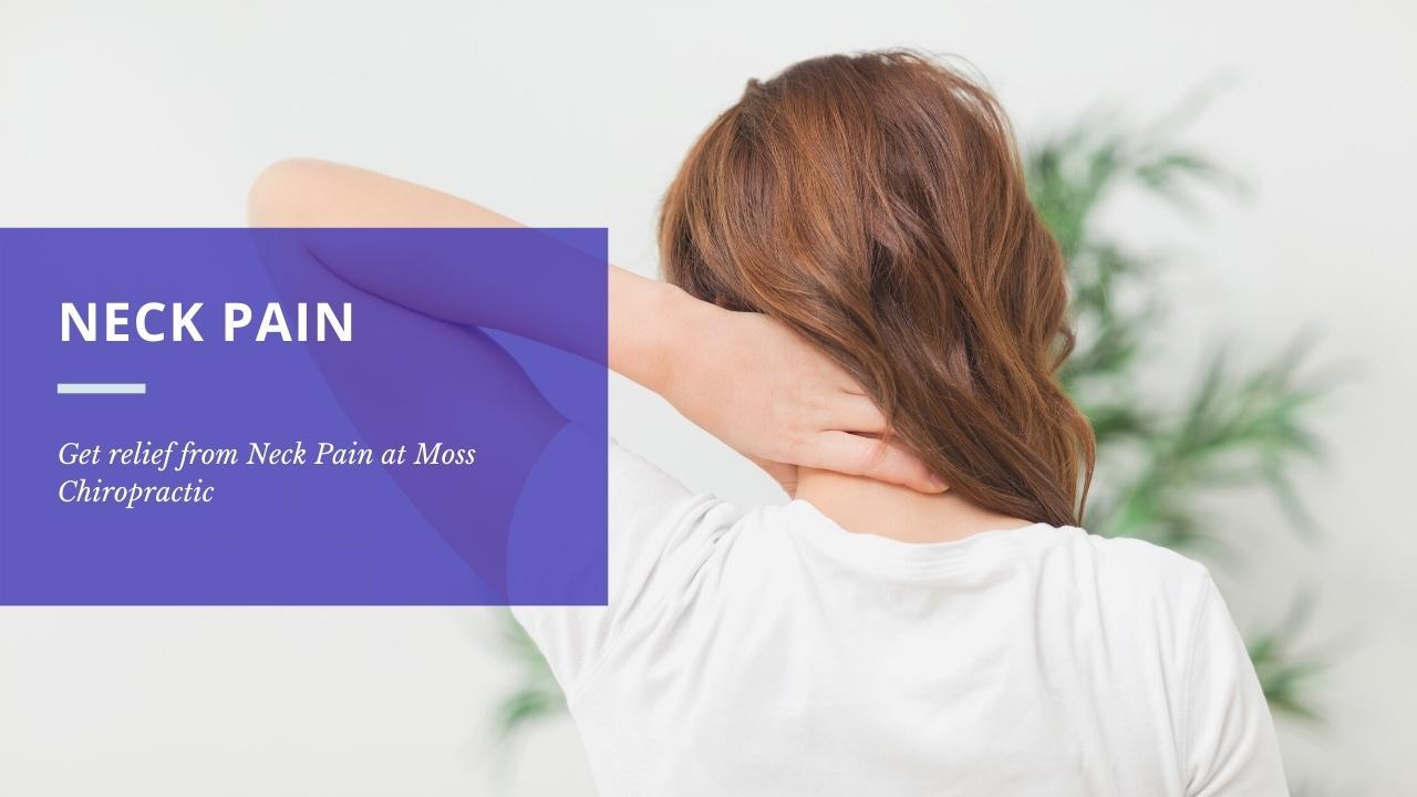 How chiropractors treat neck pain