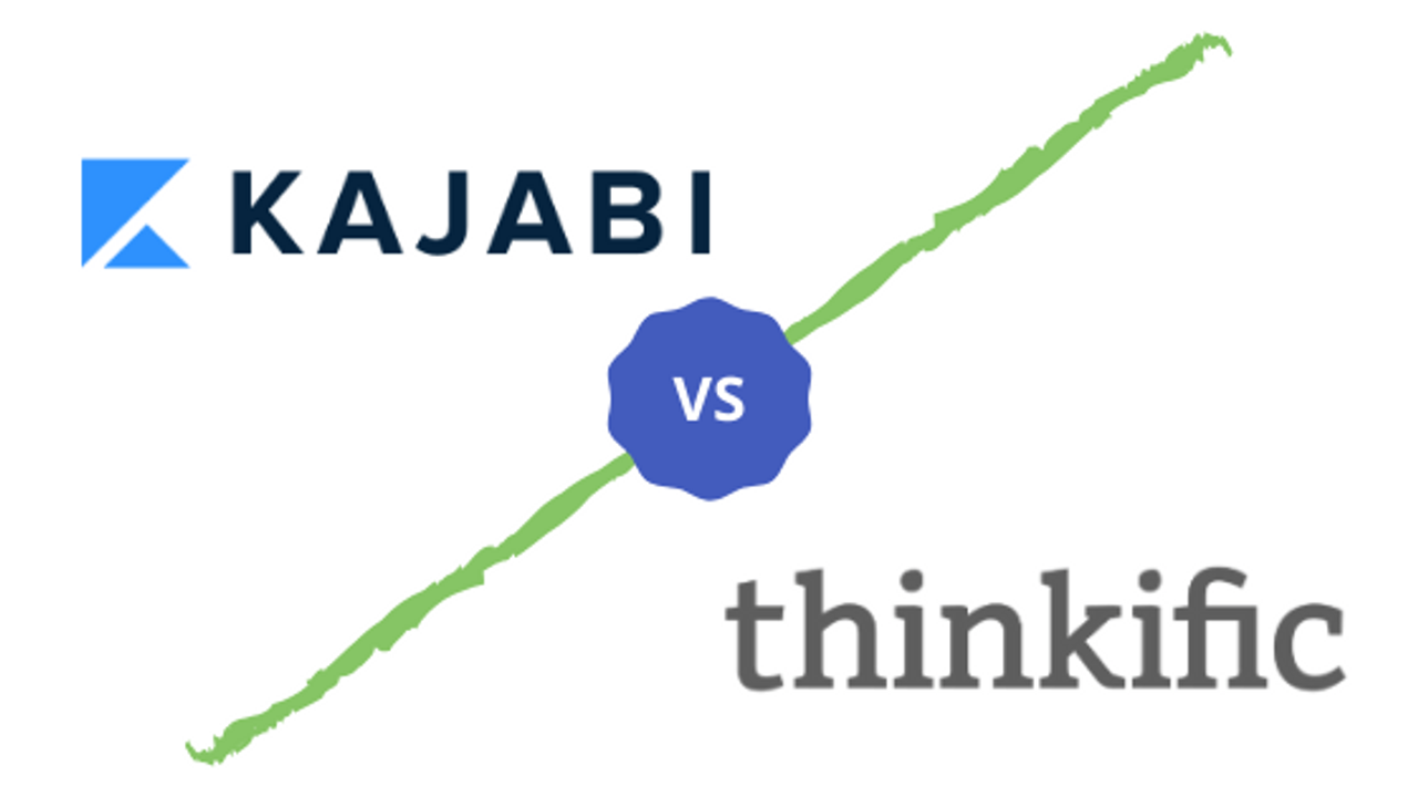 KAJABI vs Thinkificの比較・レビュー【2021年】