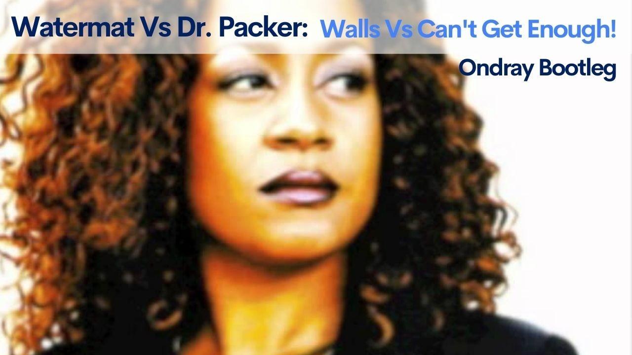 Watermät Vs Dr. Packer - Walls Vs Can't Get Enough! (Ondray Bootleg)