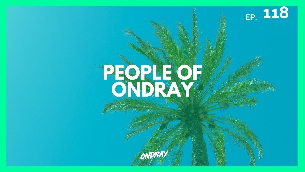 People of Ondray 118