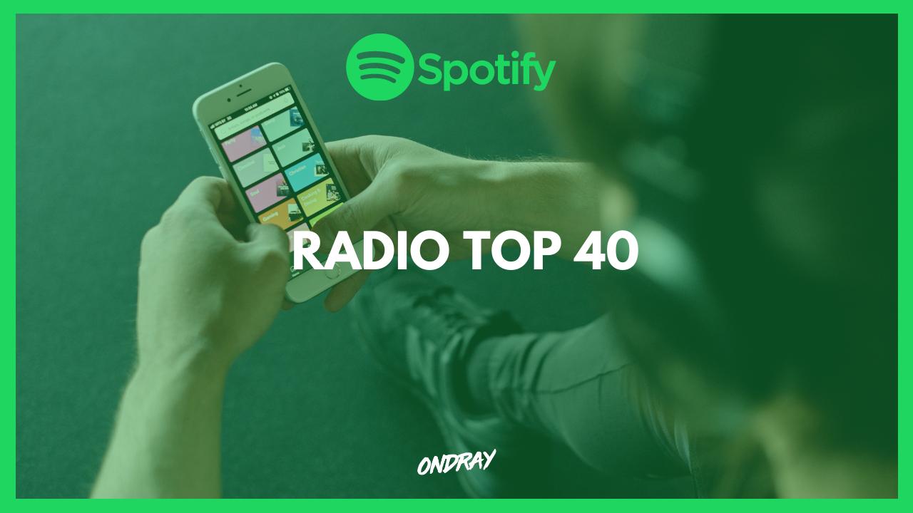 TOP 40 hitů rádia Evropa 2 - vybírá Ondra Vodný - Pravidelně aktualizováno