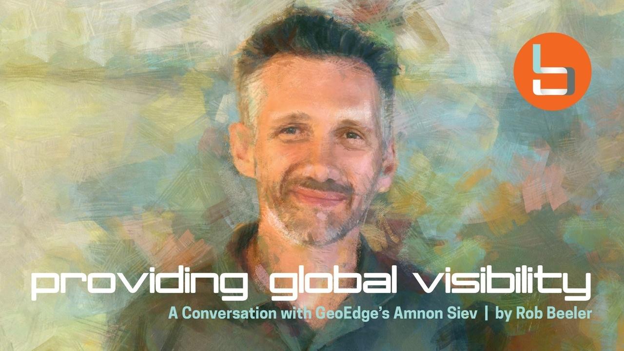 Amnon Sieve, GeoEdge CEO