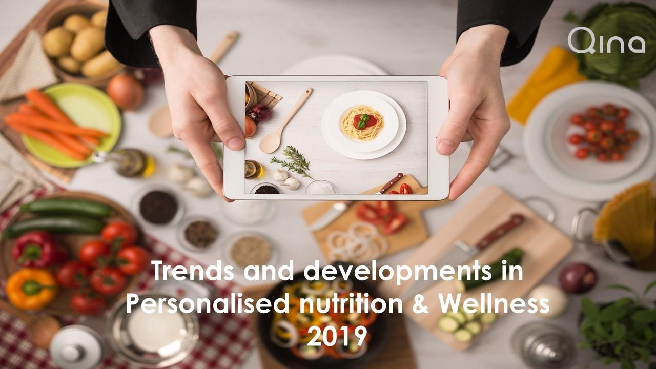 Personalised nutrition mini- trend report
