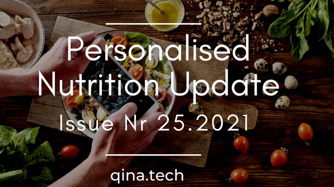 Personalized nutrition in sport and athletics slowly gaining traction