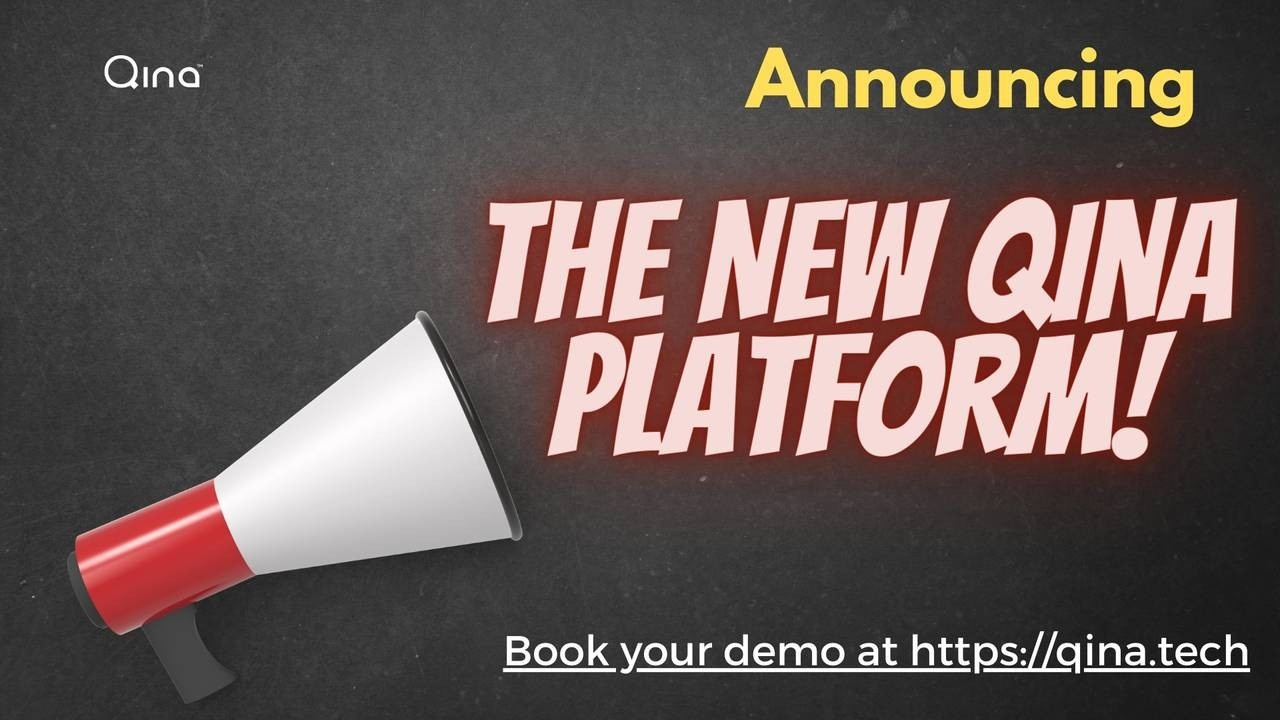 Announcing enhanced Qina platform