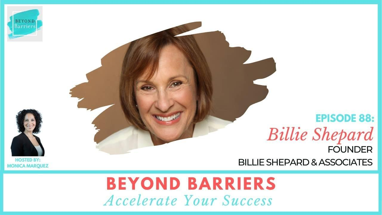 How To Overcome The Fear Of Public Speaking with Billie Shepard