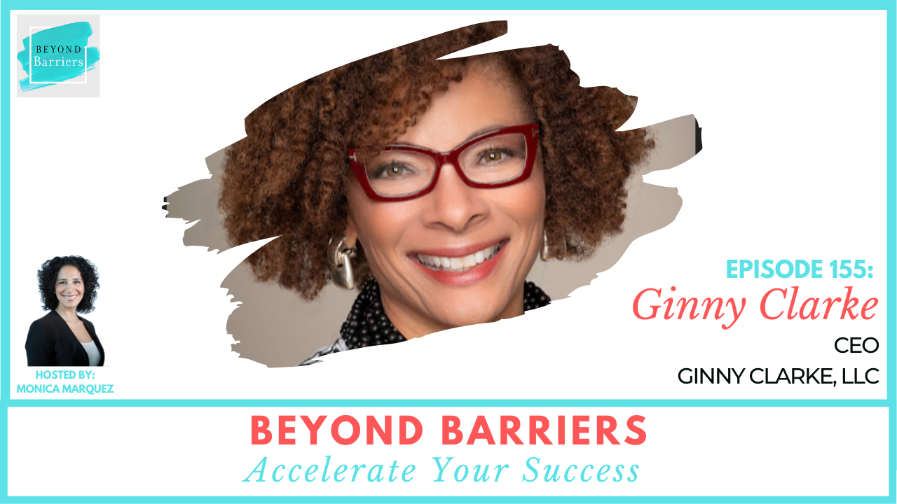 Charting your Course in the New World of Work with Ginny Clarke