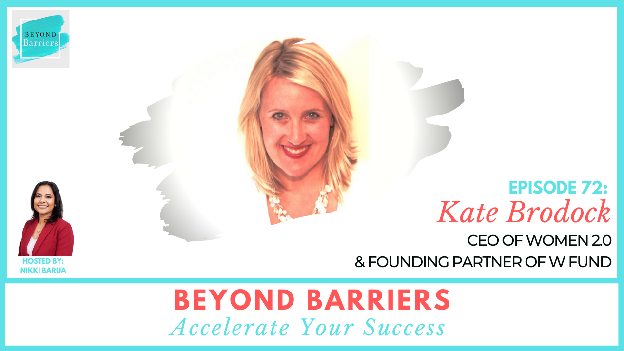 Empowering Female Founders With Women 2.0 CEO Kate Brodock