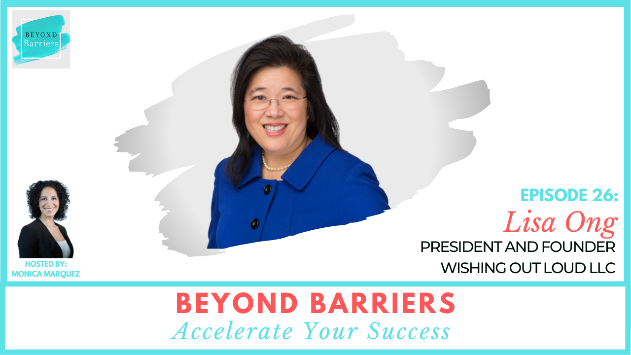 Dreaming Big And Wishing Out Loud with Lisa Ong