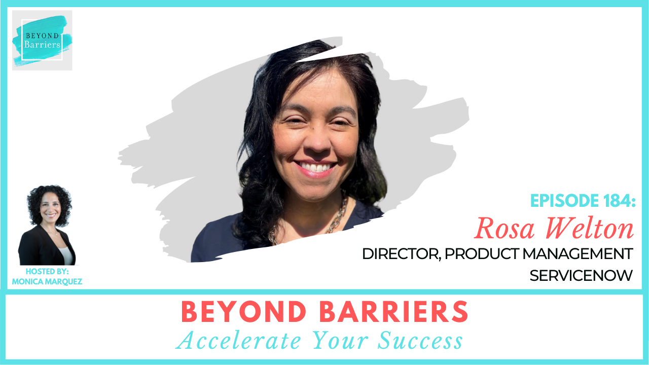 Building Connections with ServiceNow's Rosa Welton