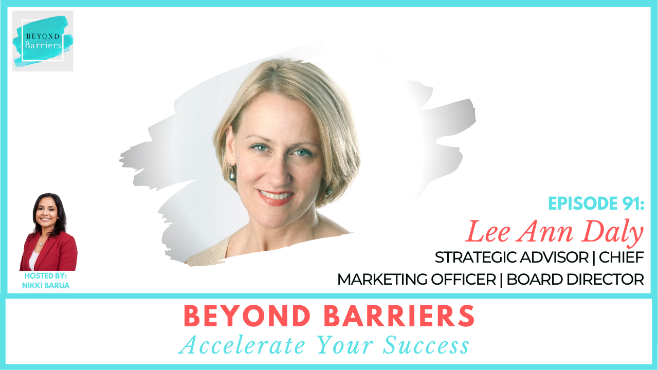 Letting Good Work Happen With Lee Ann Daly