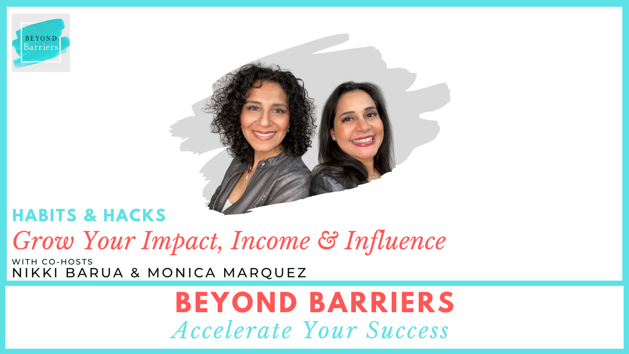 Grow Your Impact, Income & Influence