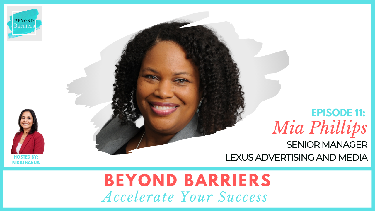 How To Rise Up Within Your Organization With Toyota's Mia Phillips