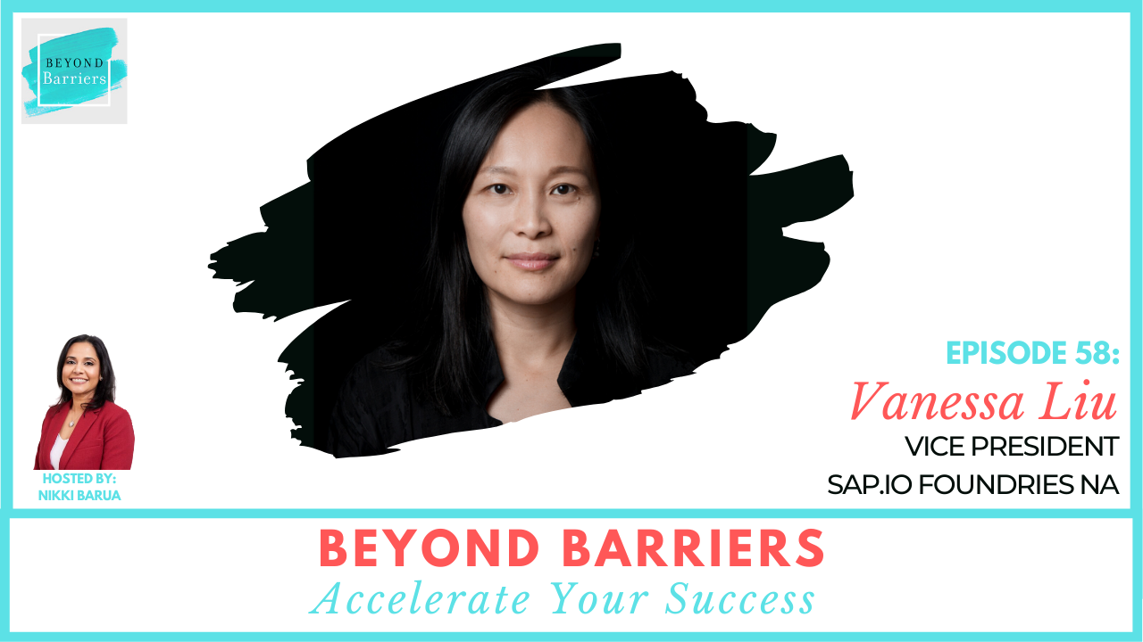Navigating the Journey with SAP.iO's Vanessa Liu