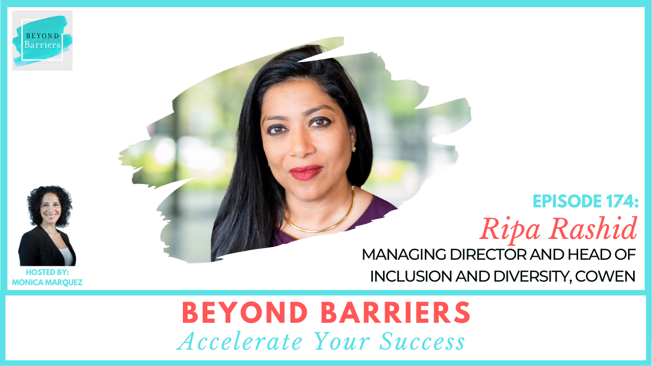 The Power of Your Story with Cowen's Ripa Rashid