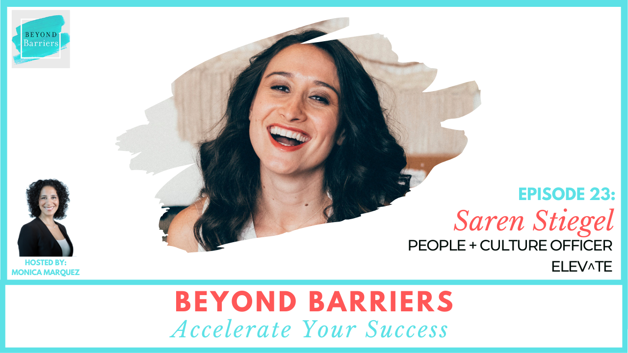 How To Live Big and Free with Saren Stiegel