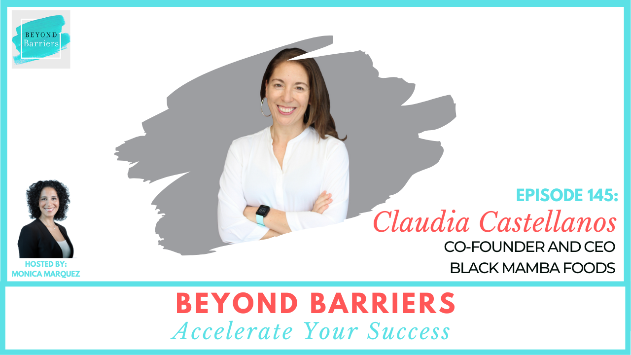 Finding Your Purpose With Black Mamba Food's Claudia Castellanos