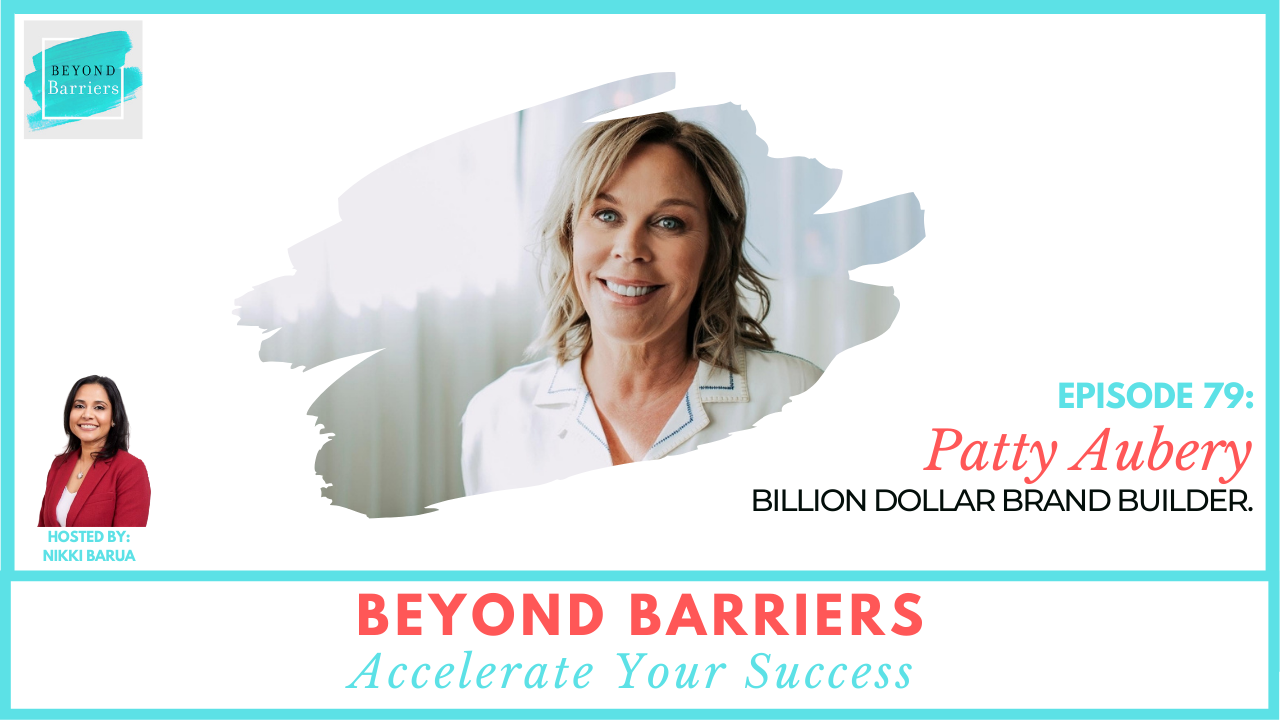 It's Time To Give Yourself Permission With Patty Aubery