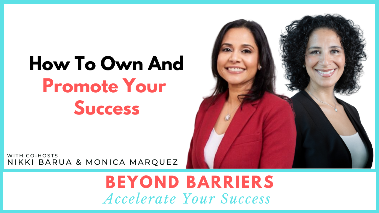How To Own And Promote Your Success