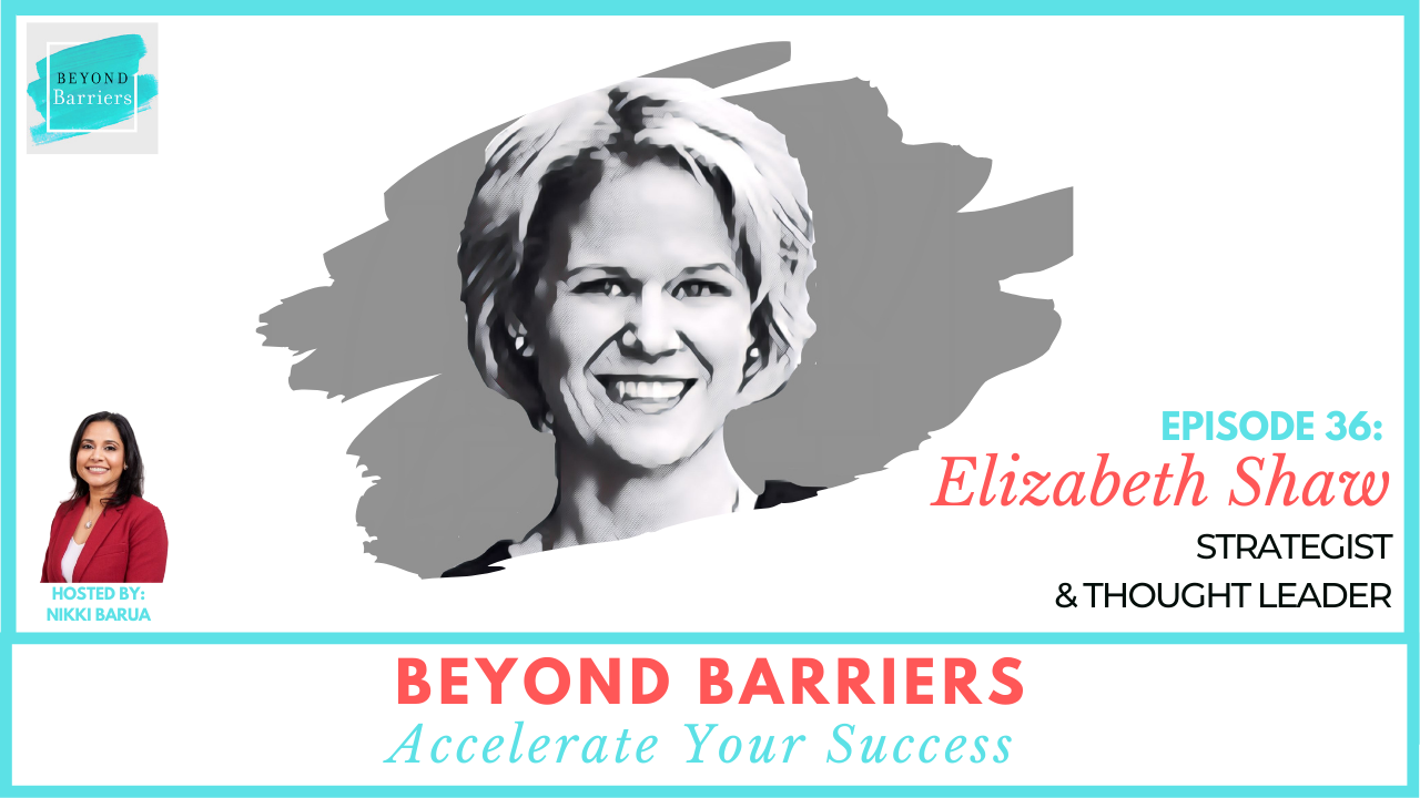 Taking Risks & Changing Lanes With Elizabeth Shaw