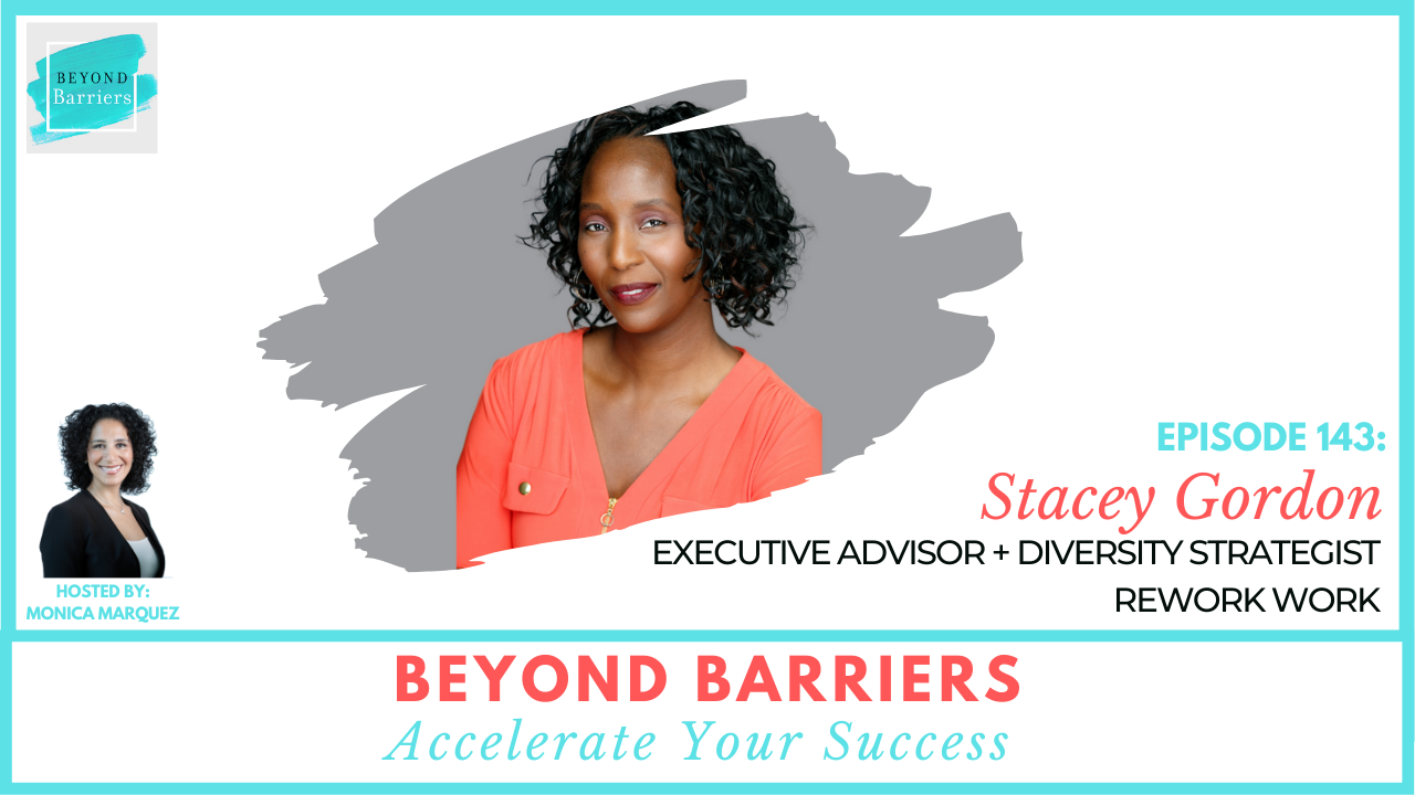 The Power of PAUSE and Microaggressions with Stacey Gordon