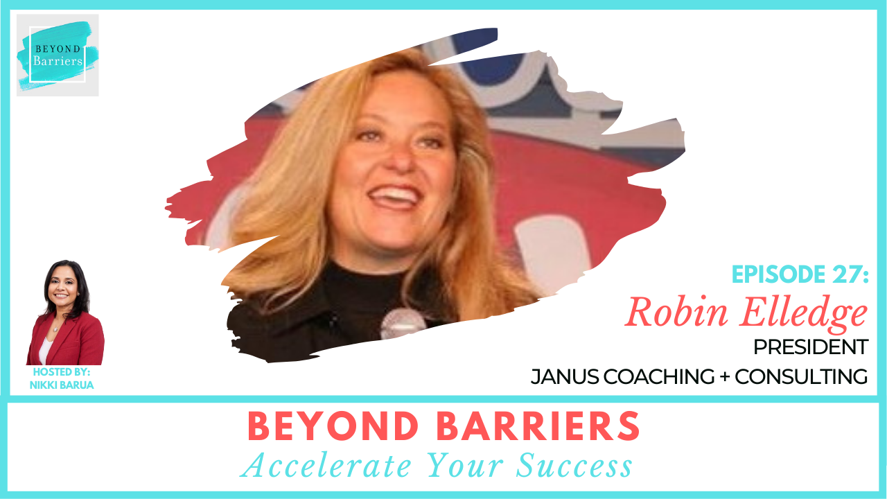 Be The Leader You Would Follow with Robin Elledge
