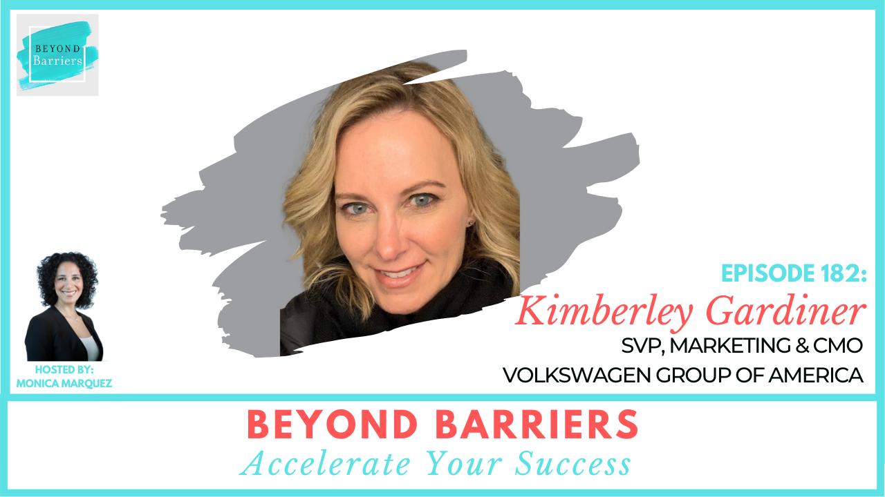 Becoming a Change Agent with Volkswagen's Kimberley Gardiner
