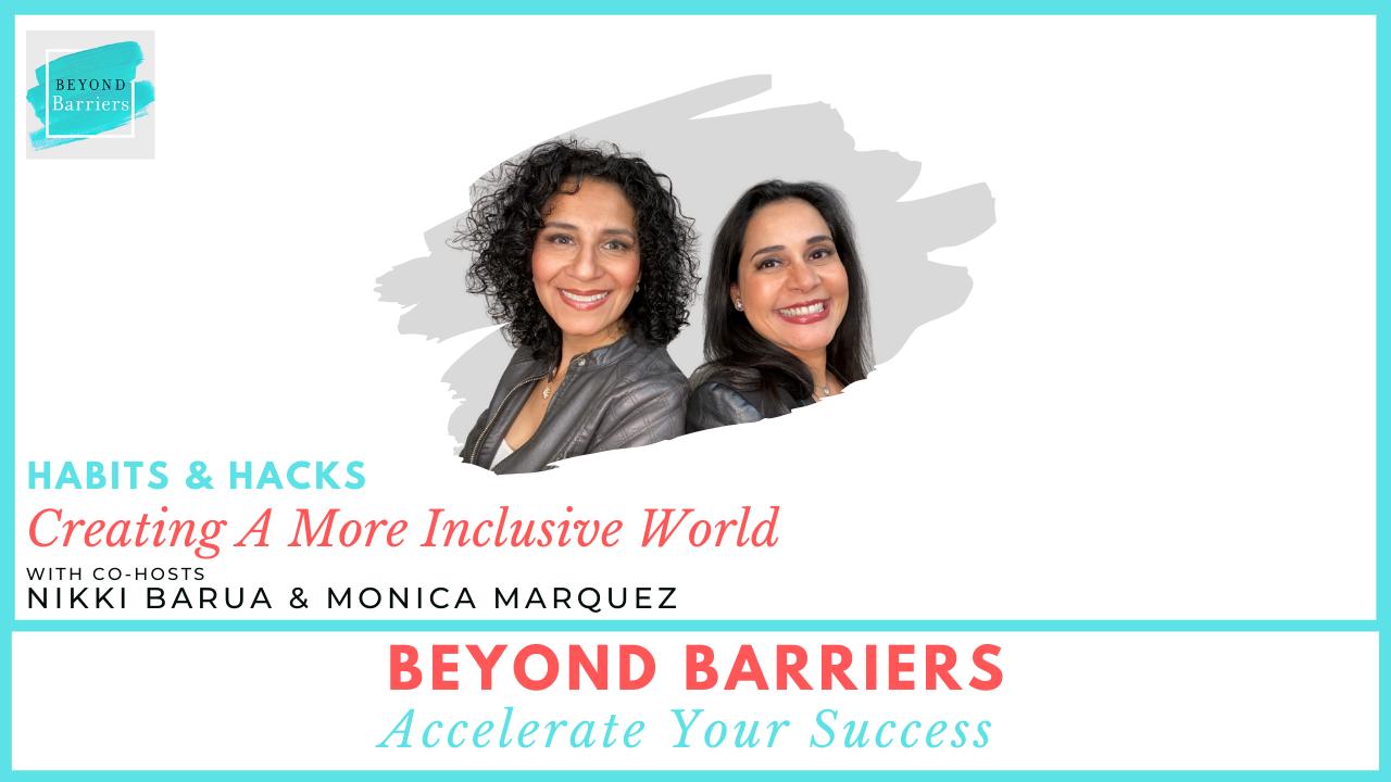 Creating A More Inclusive World