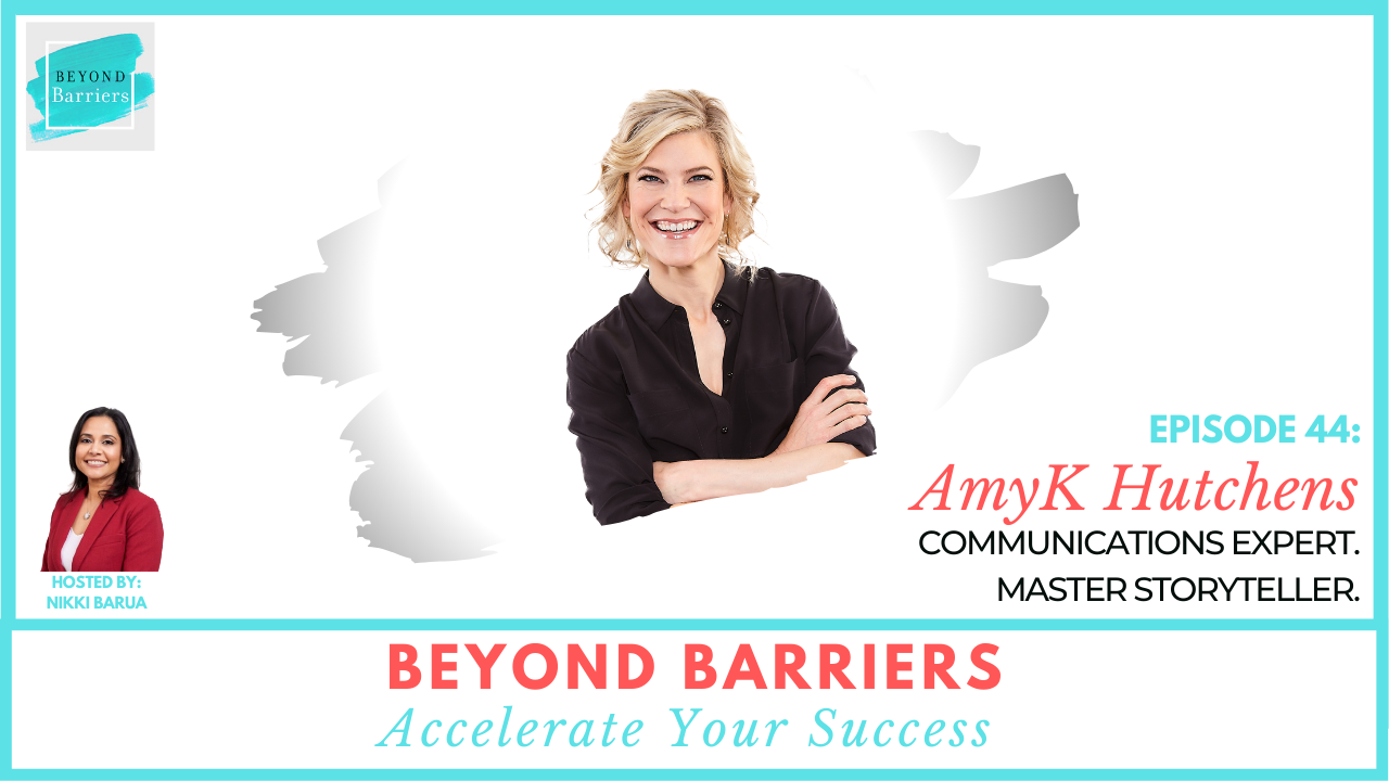 How To Navigate Difficult Conversations with AmyK Hutchens
