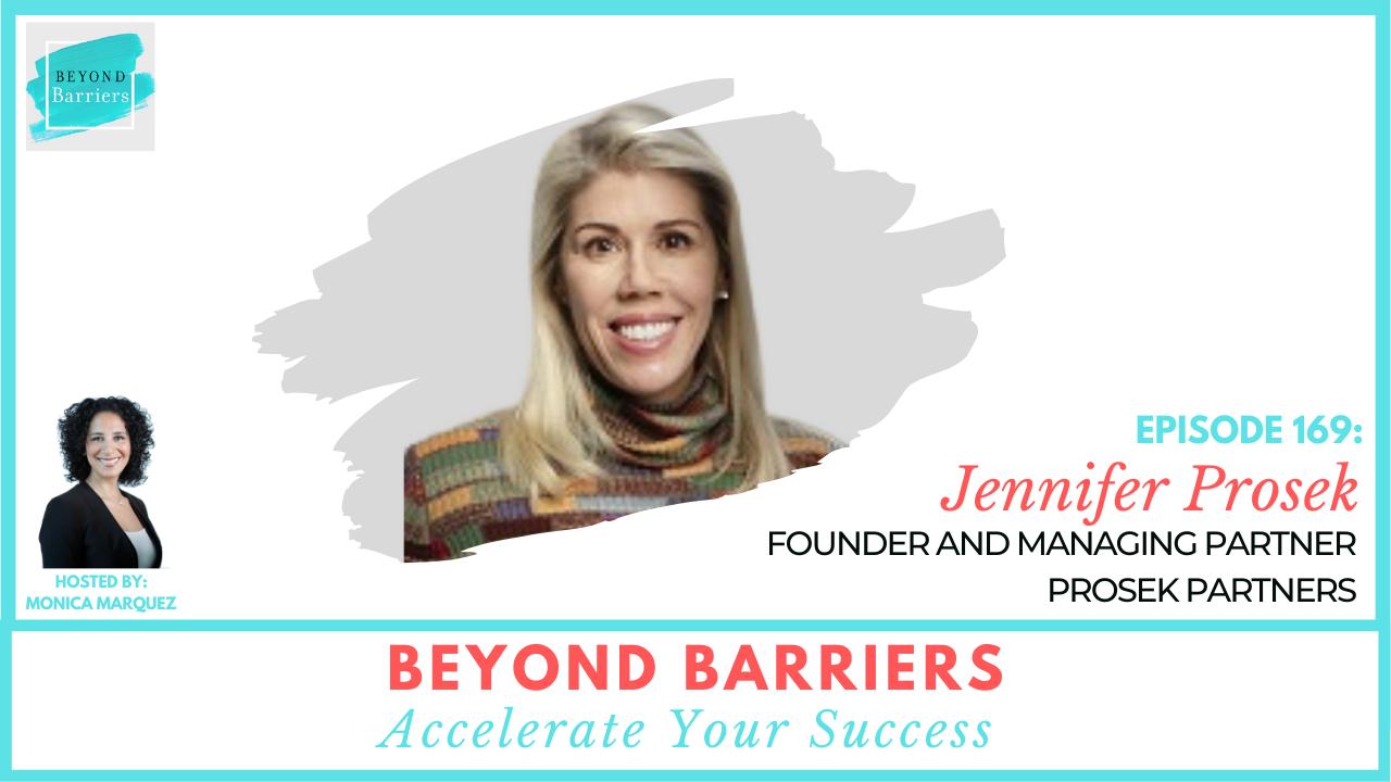 Turning Setbacks Into Success with Prosek Partner's Jennifer Prosek