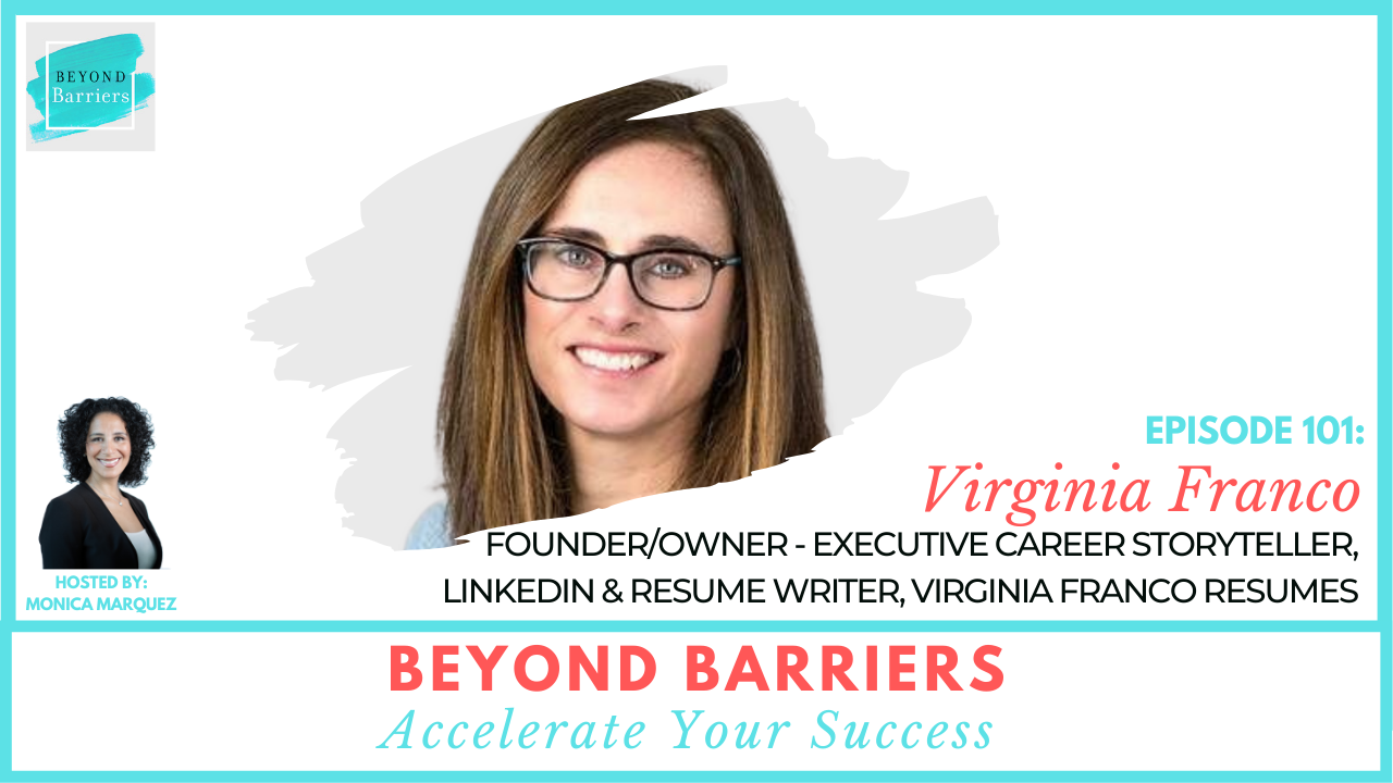 Crafting the Perfect Resume with Virginia Franco