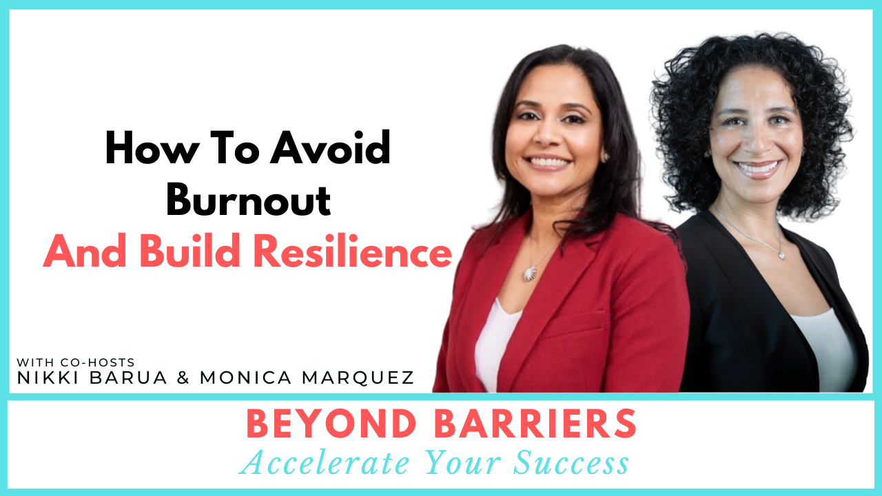How To Avoid Burnout And Build Resilience