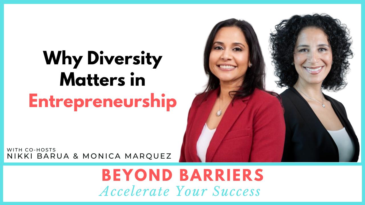 Why Diversity Matters in Entrepreneurship