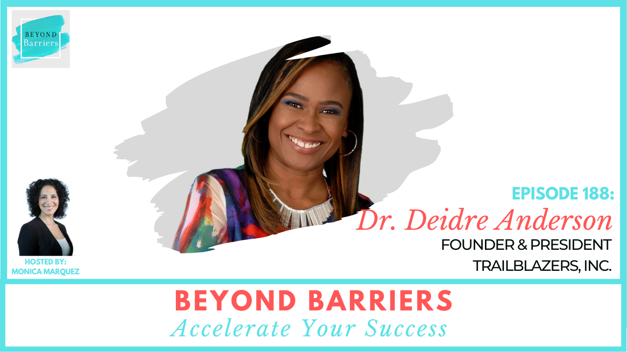 Transforming Communities with Trailblazer Inc.'s Dr. Deidre Anderson