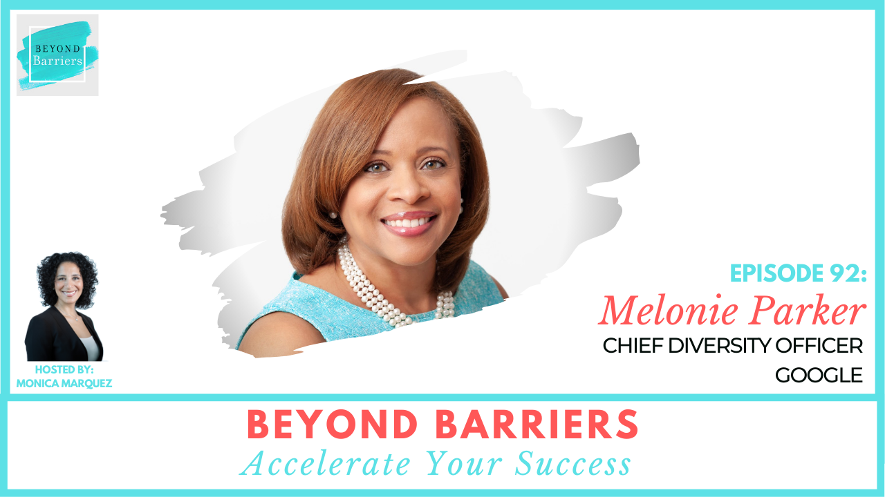 Owning Your Personal Power with Google's Melonie Parker