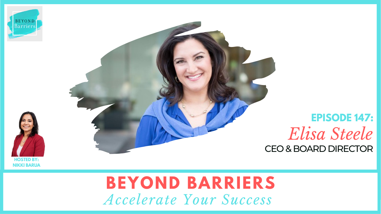 Accelerate Success By Creating Value With Elisa Steele