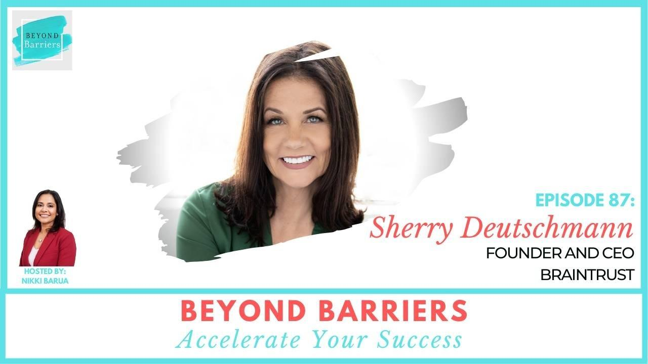 Building a People-first Culture with Sherry Deutschmann