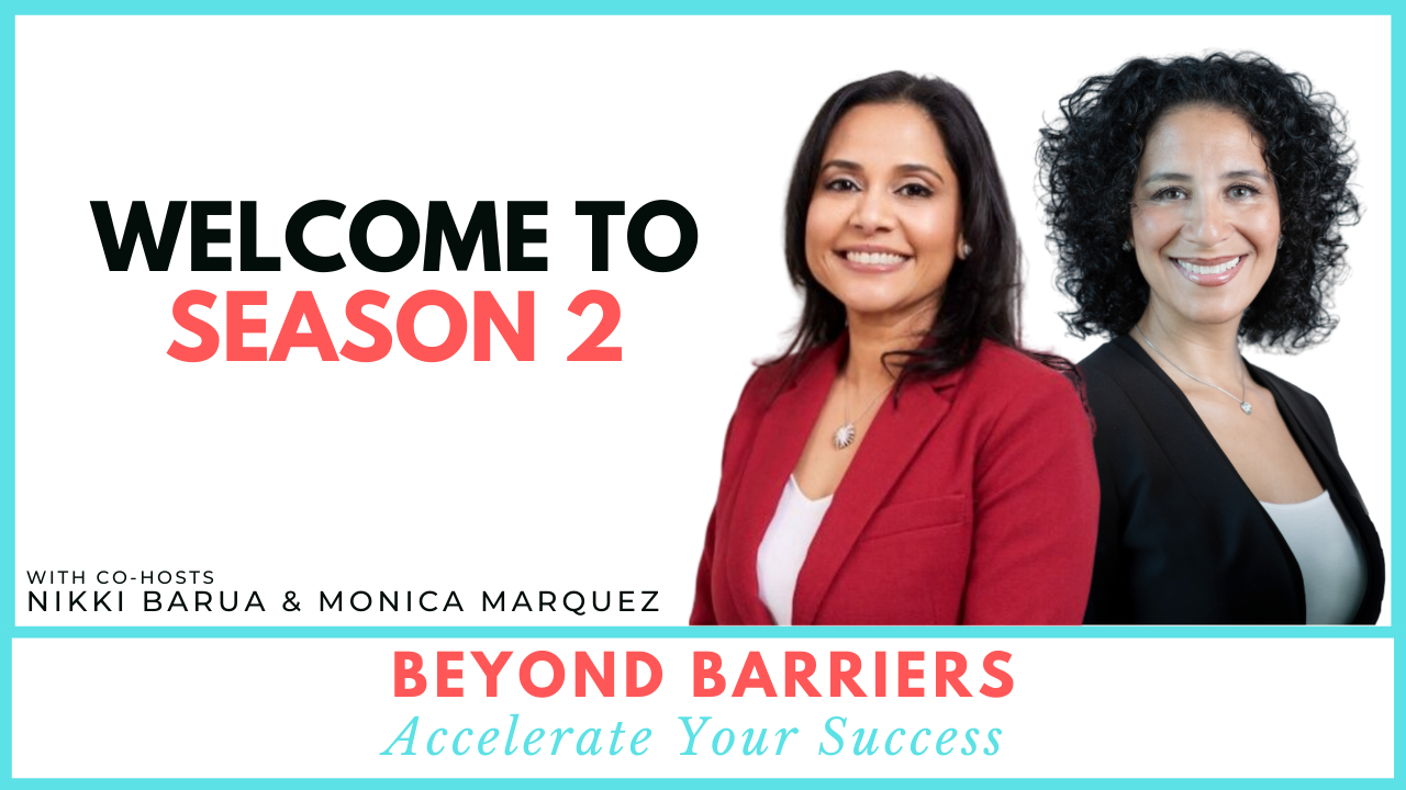 Welcome to Season 2 of the Beyond Barriers Podcast
