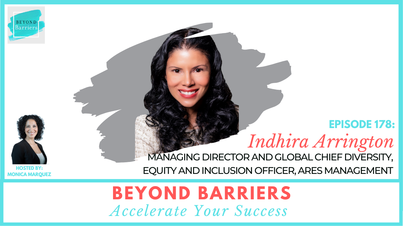 Striving for Greatness with Ares Management's Indhira Arrington