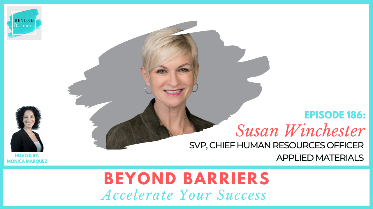 Building The Future You Deserve With Applied Materials' Susan Winchester