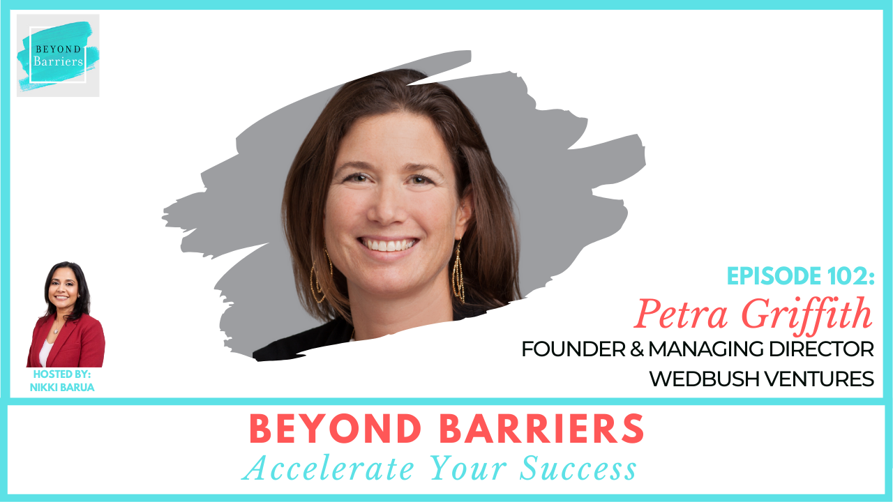 Pursuing Your Dreams With Investor Petra Griffith