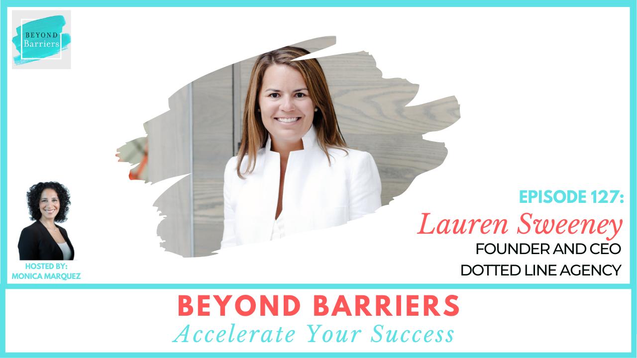 Developing An Entrepreneurial Mindset with Lauren Sweeney