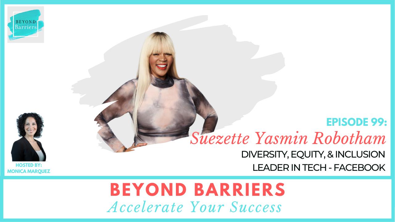 Elevating Your Visibility with Facebook's Suezette Yasmin Robotham