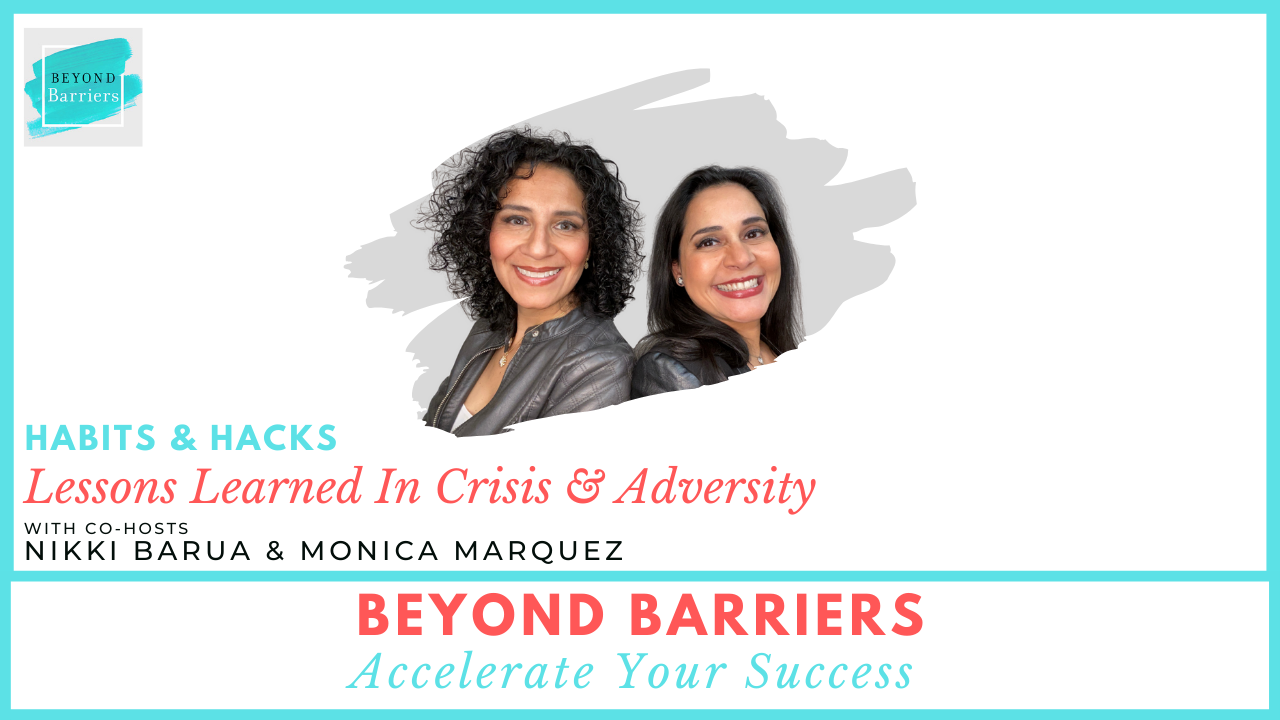 Lessons Learned In Crisis & Adversity