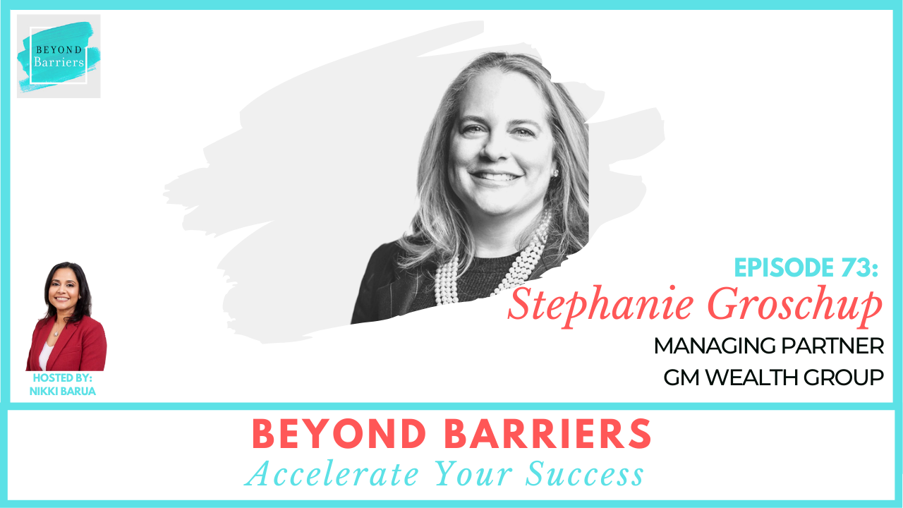 Learning to Pay Yourself First With Stephanie Groschup