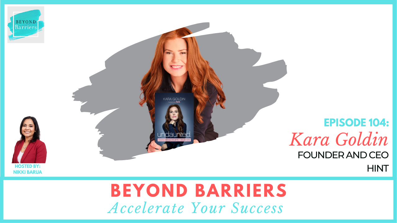 Overcoming Doubts and Doubters with Hint CEO Kara Goldin