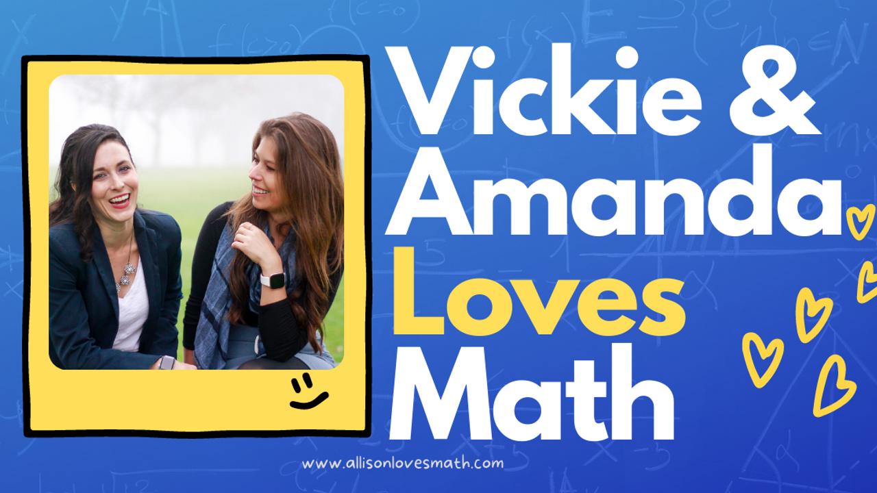 Allison Loves Math cover art